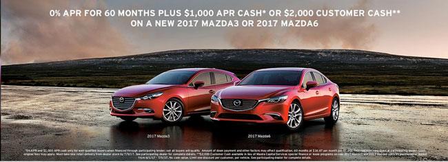 Get APR For Months PLUS APR Cash Or Customer Cash Passport - Mazda 0 apr