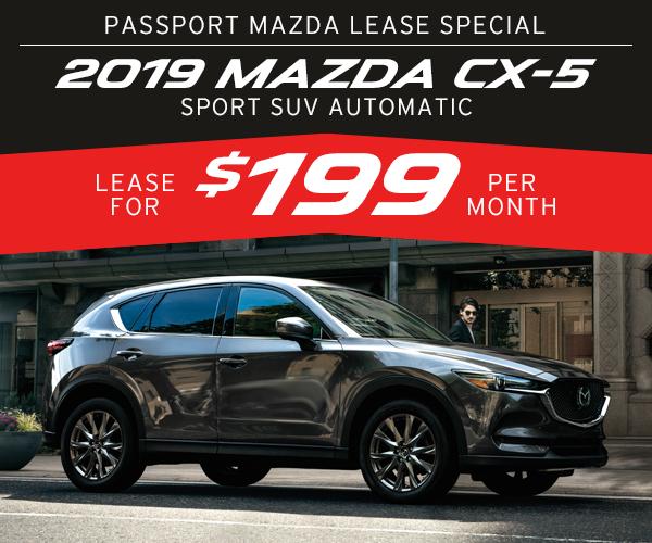 2019 Mazda Cx 5: Passport Mazda Specials Suitland, MD